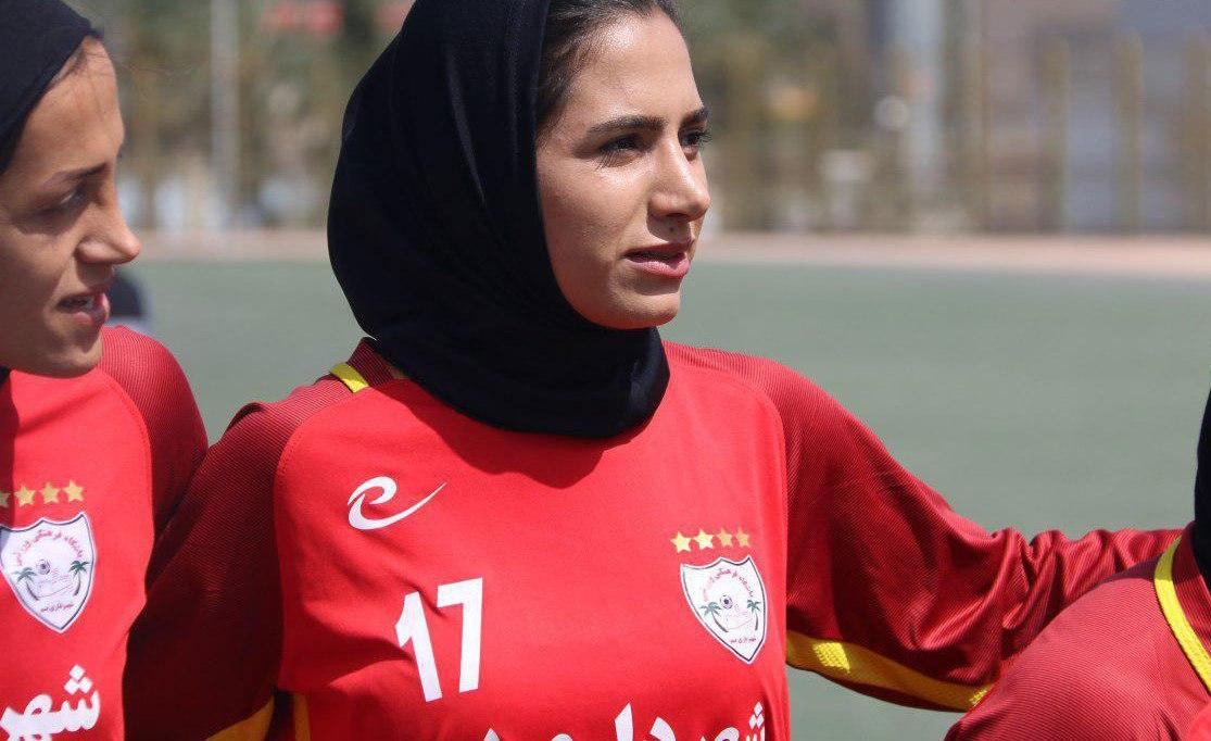 شهناز جعفری زاده : روال انتخابی بازیکنان تیم ملی فوتبال بانوان آزار دهنده است
