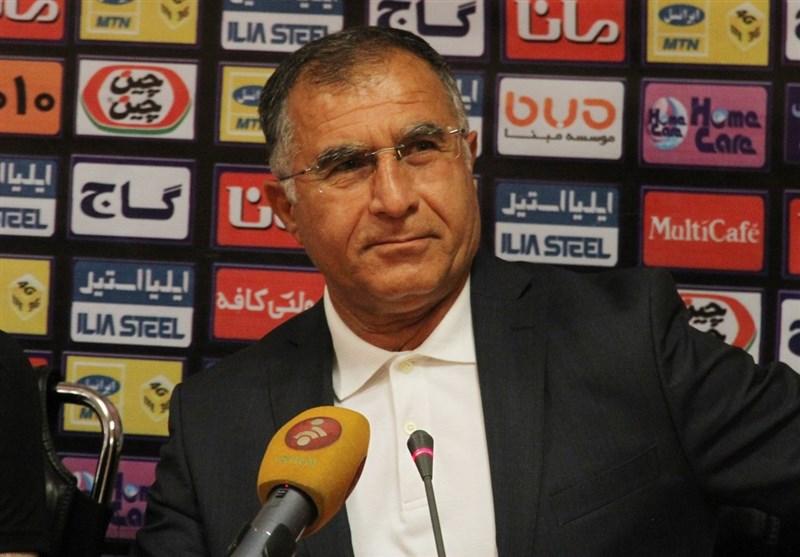 جلالی: بازیکنان ما به مساوی راضی نبودند