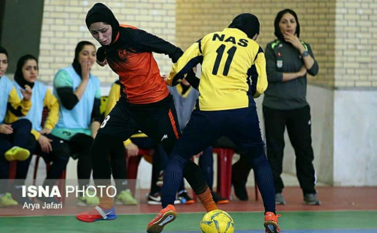 دختران مس رفسنجان چهارشنبه تکلیف خود را میدانند