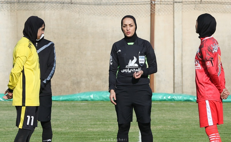 اعلام داوران هفته پنجم لیگ برتر فوتبال بانوان