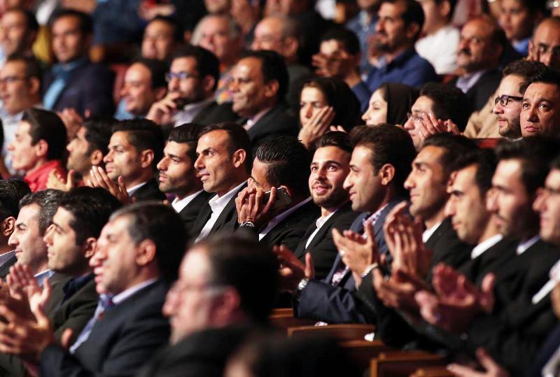 حواشی مراسم انتخاب برترین های لیگ هجدهم
