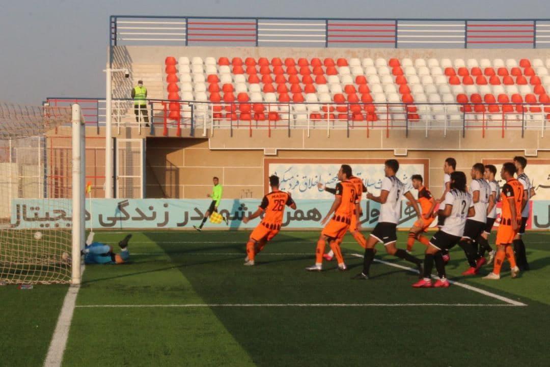 مس 2 - 0 نفت مسجدسلیمان؛ اولین پیروزی لیگ برتری تاریخ