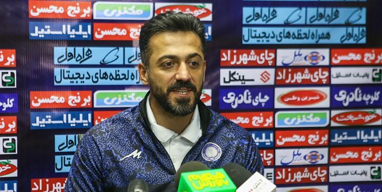 الهویی: اهمیت بازی مقابل پارس از لیگ برتر هم بیشتر است