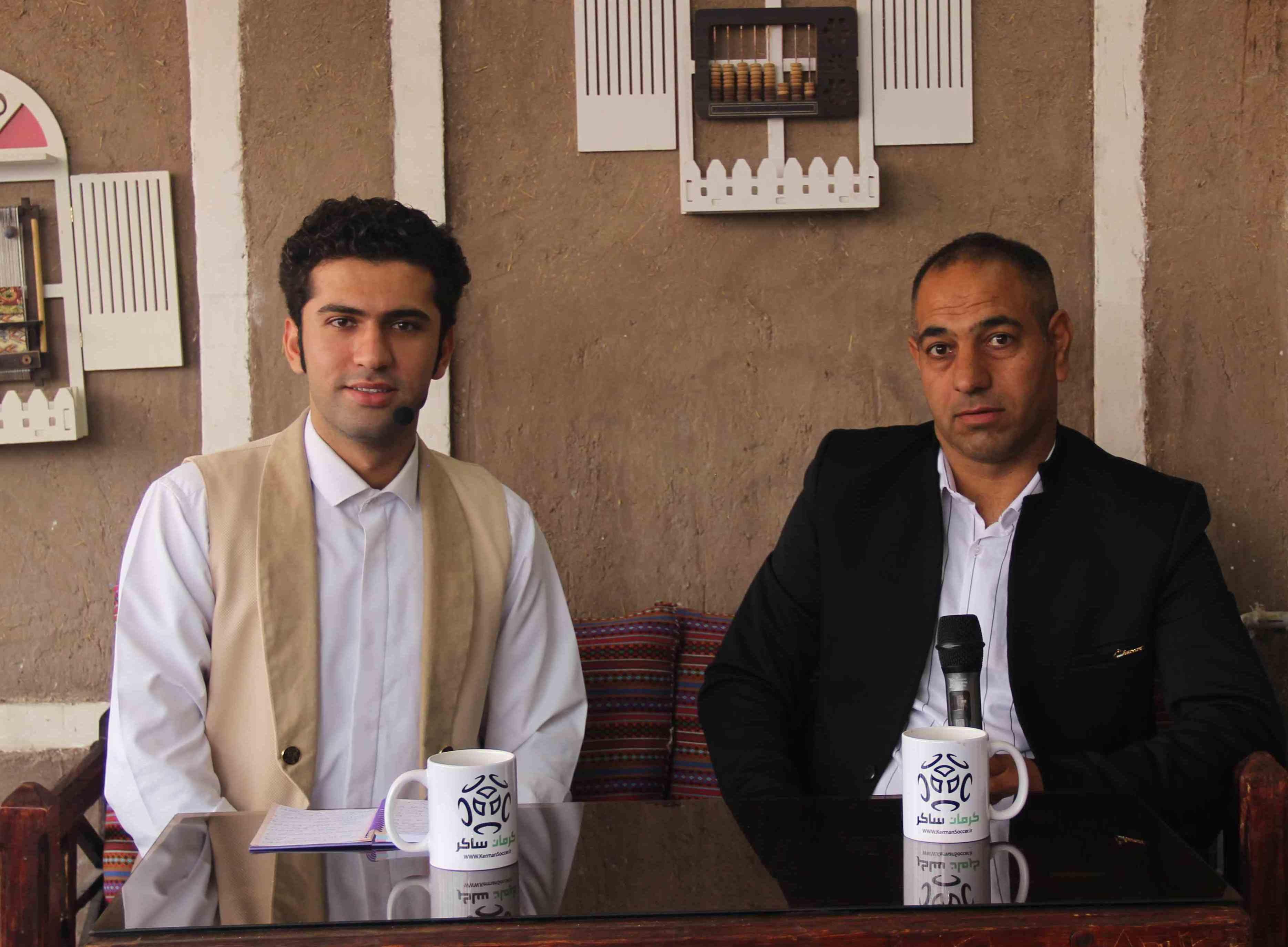 عیدانه فوتبالی/ گفتگوی جذاب کرمان ساکر با حسن هابیلی مربی موفق فوتسال استان