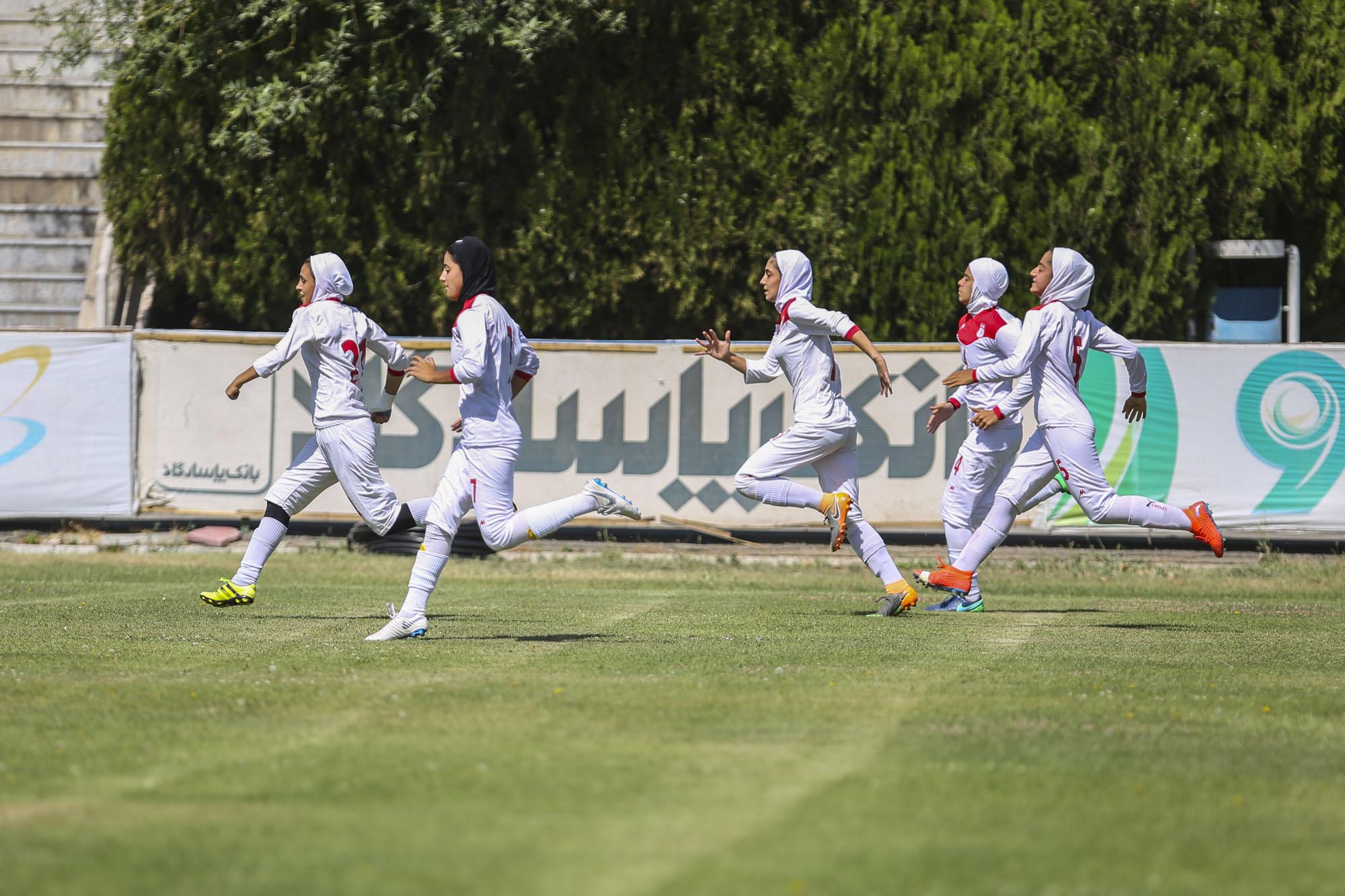 کرمان در تیم ملی نوجوانان هم دو دختر دارد