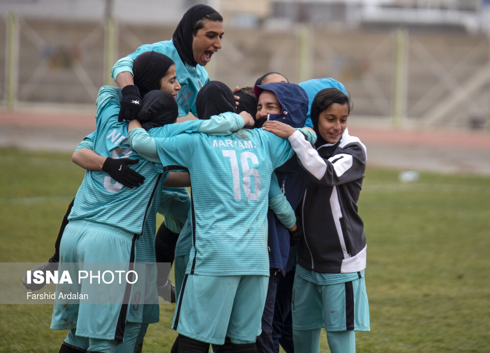 شکست میزبانها در هفته چهارم لیگ برتر فوتبال بانوان کشور
