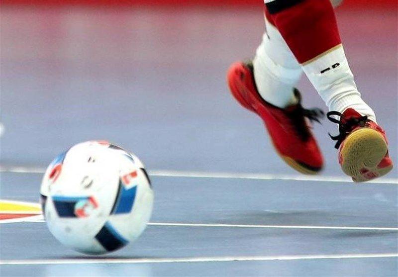 آغاز فصل جدید لیگ دسته یک فوتسال در فهرج