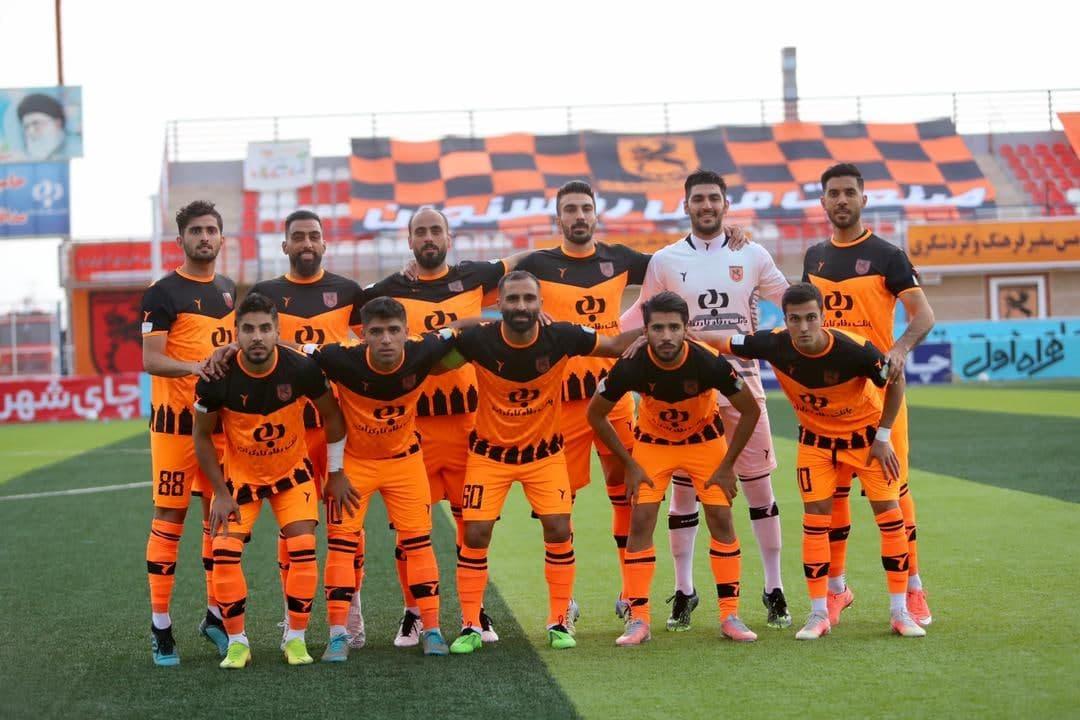 مس رفسنجان منظمترین تیم جدول لیگ بیستم! (عکس)