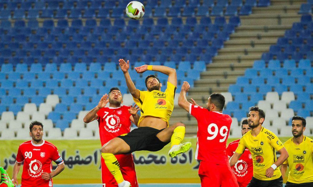 گلهای برتر هفته 1 لیگ برتر فوتبال ایران