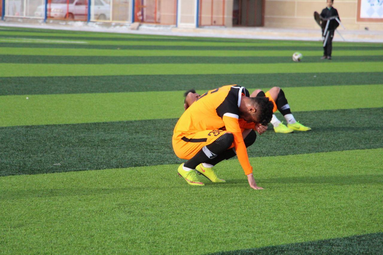 گزارش تصویری: هفته بیستم لیگ دسته یک فوتبال کشور/ مس رفسنجان - قشقایی شیراز