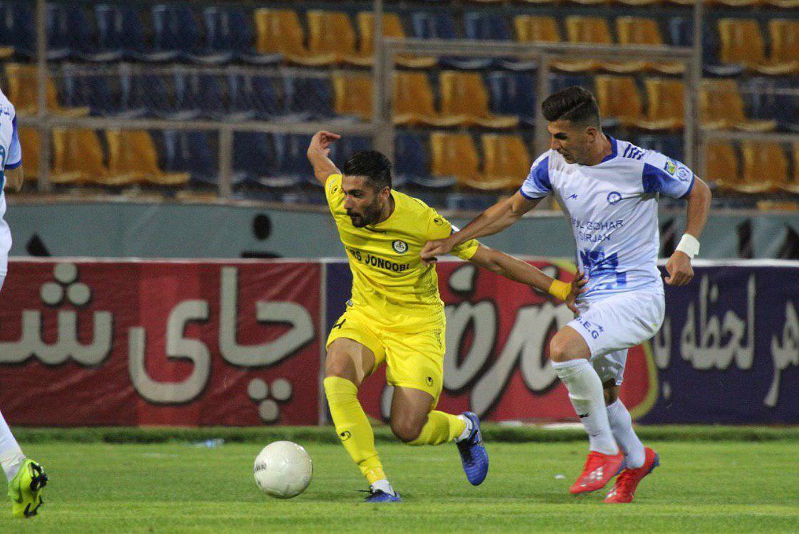 هفته سوم لیگ برتر فوتبال کشور/ خلاصه دیدار گل گهر سیرجان 1 - 1 پارس جنوبی جم