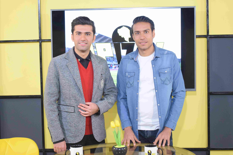 مجله تصویری رو در رو - قسمت (8) - گفتگوی صمیمانه و جنجالی با احمدرضا زندهروح کاپیتان سابق تیم فوتبال مس کرمان