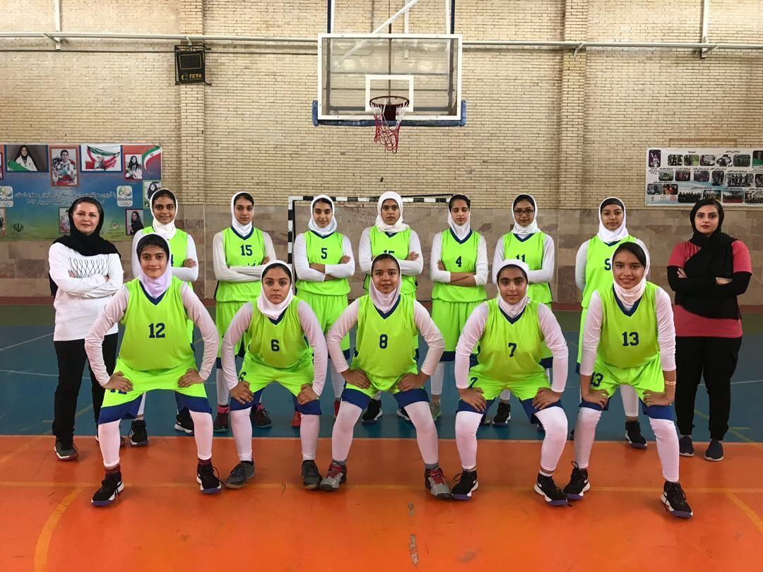 بسکتبالیستهای نوجوان کرمانی به مصاف نماینده نیشابور میروند