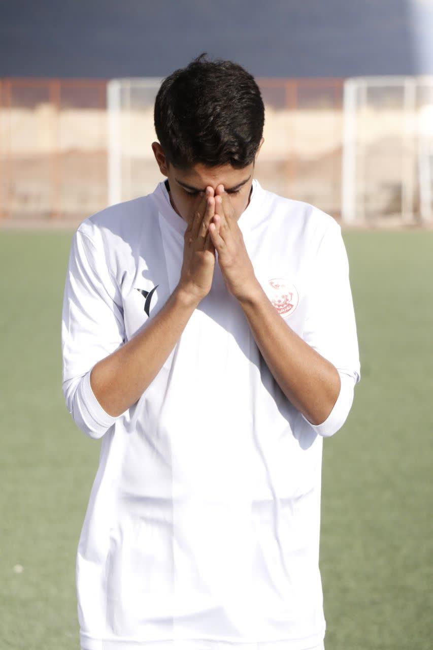 گزارش تصویری: دیدار برگشت فینال رقابتهای فوتبال جوانان زیر 17 سال استان/ مس کرمان - گلگهر سیرجان