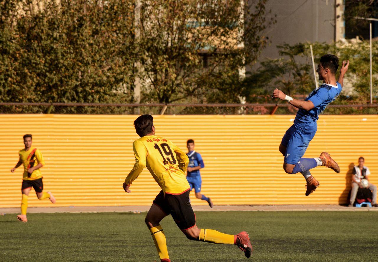 گزارش تصویری: هفته چهارم لیگ دسته یک فوتبال امیدهای کشور/ گلگهر سیرجان - فولاد یزد
