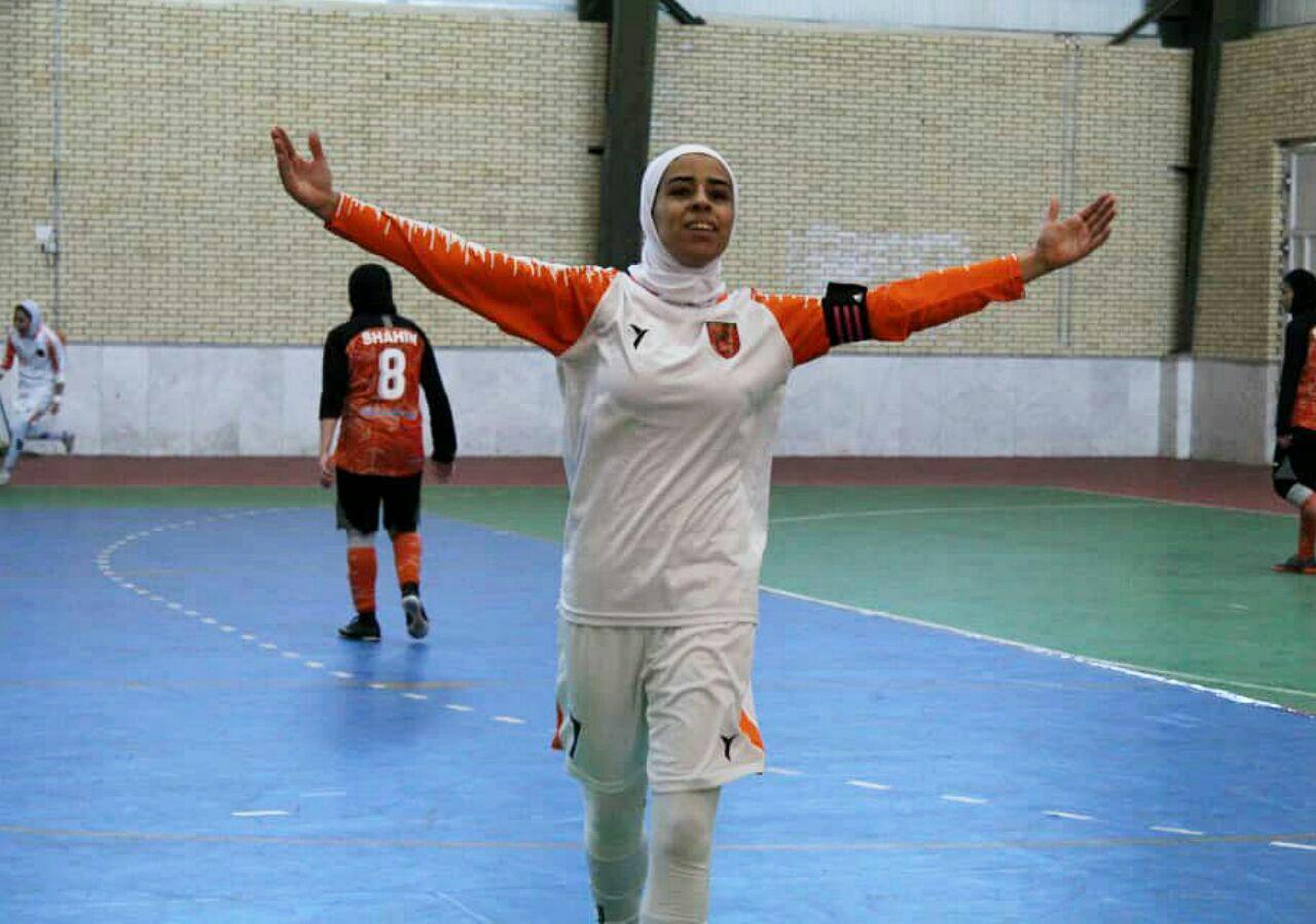 زهرا قلی زاده: مس رفسنجان قهرمانی لیگ بانوان را میخواهد