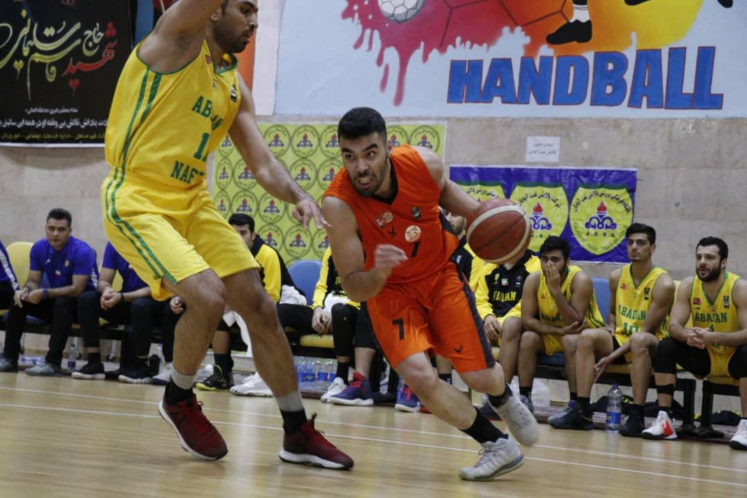 گزارش تصویری: هفته بیستم لیگ برتر بسکتبال کشور/ پالایش نفت آبادان - مس کرمان