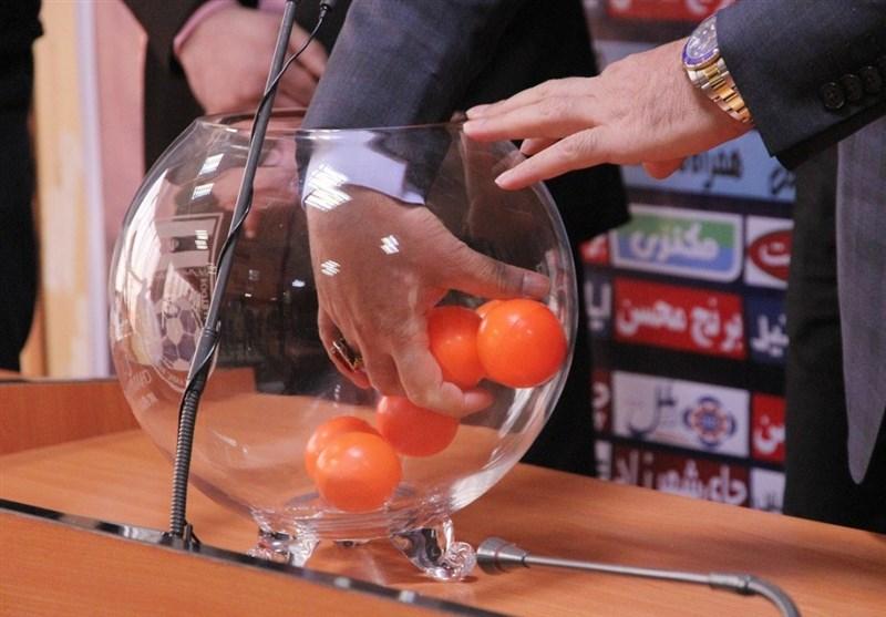 زمان قرعه کشی جام حذفی اعلام شد