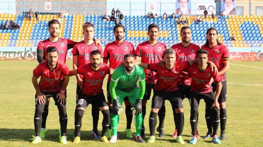 گزارش تصویری: هفته هفدهم لیگ دسته یک فوتبال کشور/ آرمانگهر سیرجان - رایکا بابل