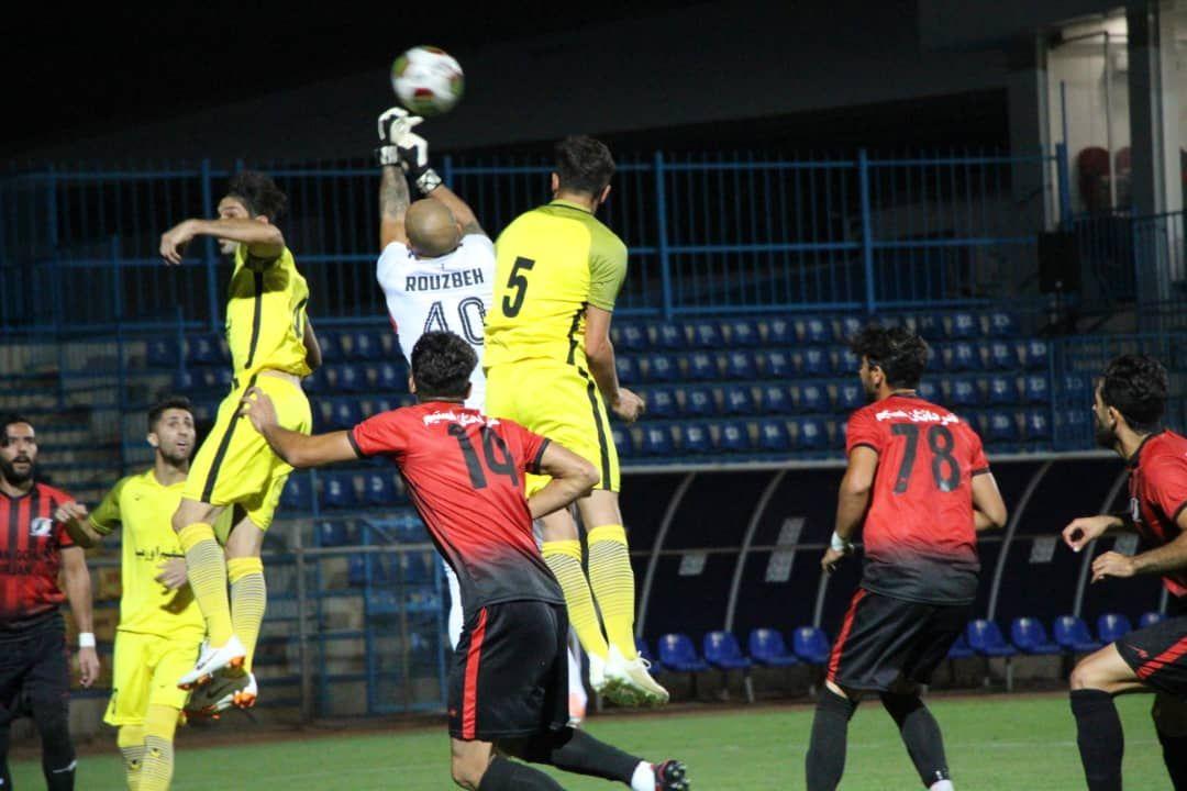 گزارش تصویری: هفته بیست و هفتم لیگ دسته یک فوتبال کشور/ آرمانگهر سیرجان - نود ارومیه