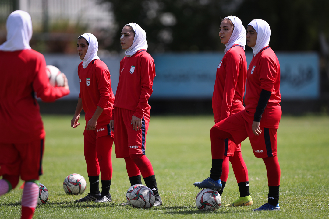 سهم بالای کرمان در لیست تیم ملی بانوان