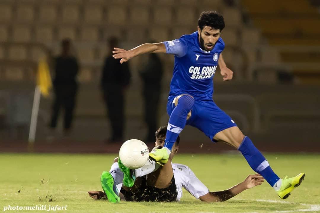 گزارش تصویری: هفته دهم لیگ برتر فوتبال کشور/ شاهین شهرداری بوشهر - گل گهر سیرجان