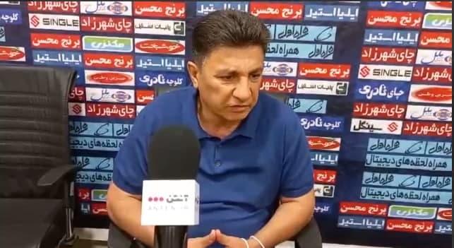 قلعه نویی: در حمله و دفاع تیم خیلی خوبی هستیم