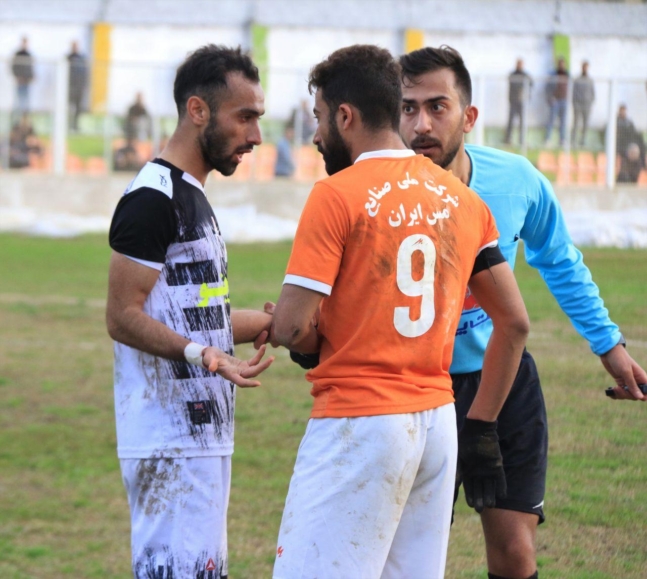گزارش تصویری: هفته نوزدهم لیگ دسته یک فوتبال کشور/ رایکا بابل - مس کرمان