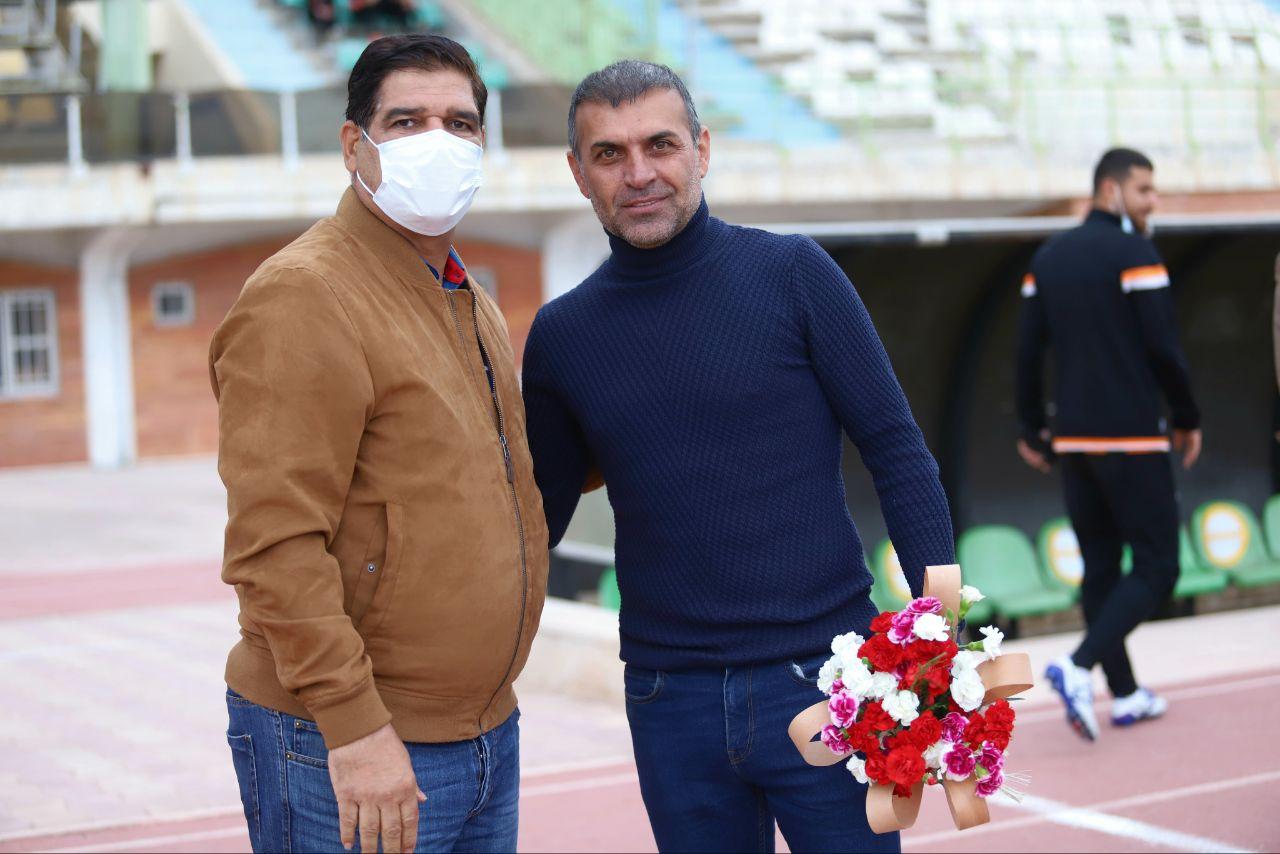 گزارش تصویری: هفته پانزدهم لیگ یک فوتبال کشور/مس کرمان- خیبر خرم آباد از دریچه دوربین سهیل سعادتمندی