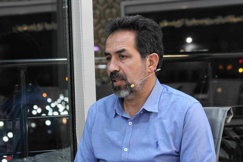 مجله تصویری رو در رو - گفتگو با احمد نخعی سرپرست فصل گذشته تیم فوتبال مس کرمان