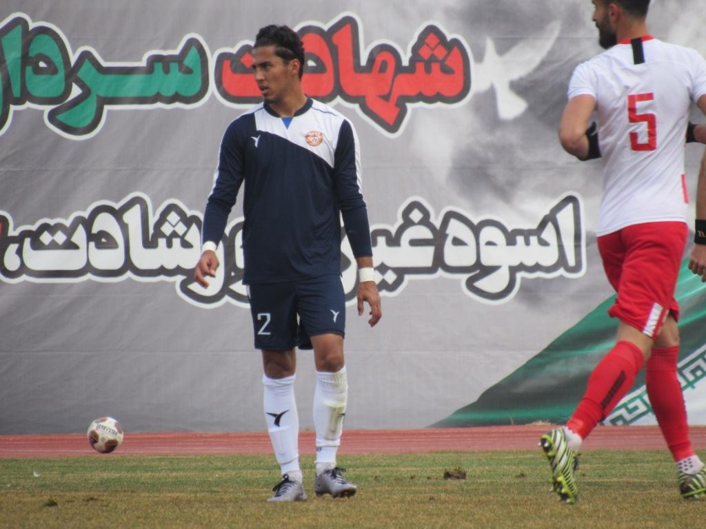 گزارش تصویری: هفته پانزدهم لیگ دسته دوم فوتبال کشور/ مس نوین کرمان - شهرداری همدان(سری اول)