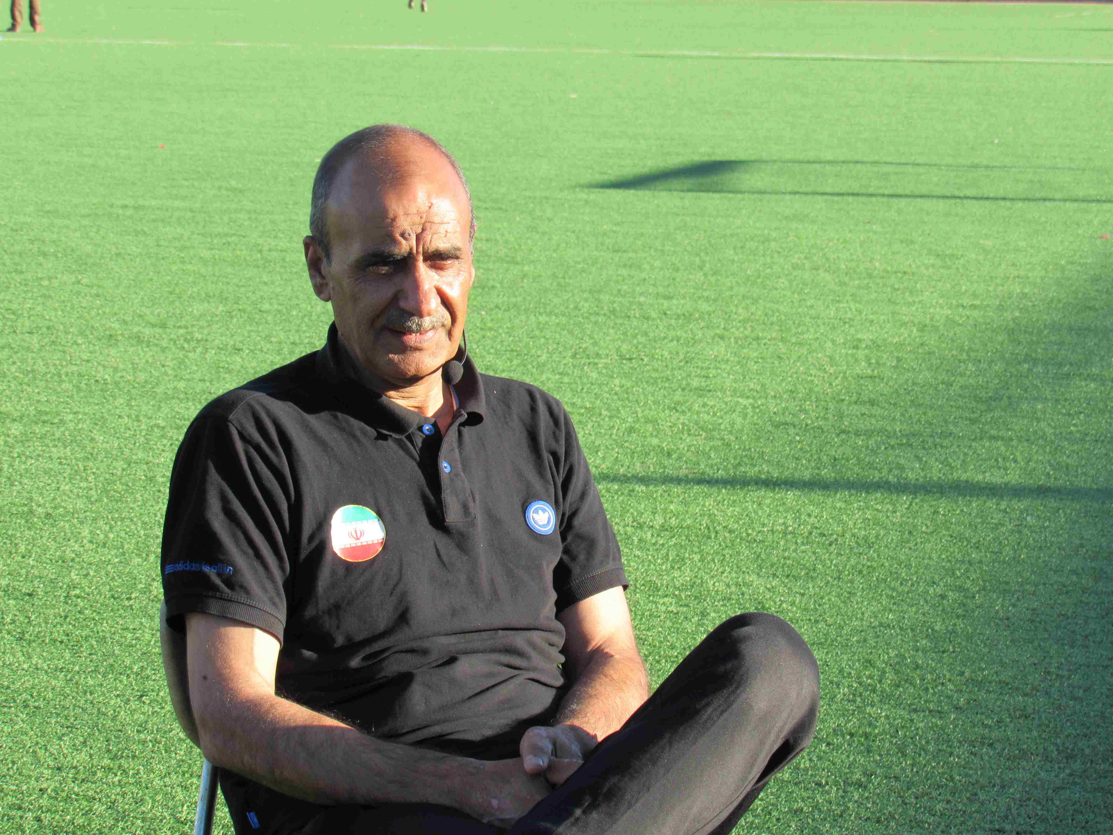 مجله تصویری رو در رو (پیشاهنگ) - گفتگوی صمیمانه با اسدالله زنگیآبادی پیشکسوت فوتبال باشگاه شهرداری کرمان