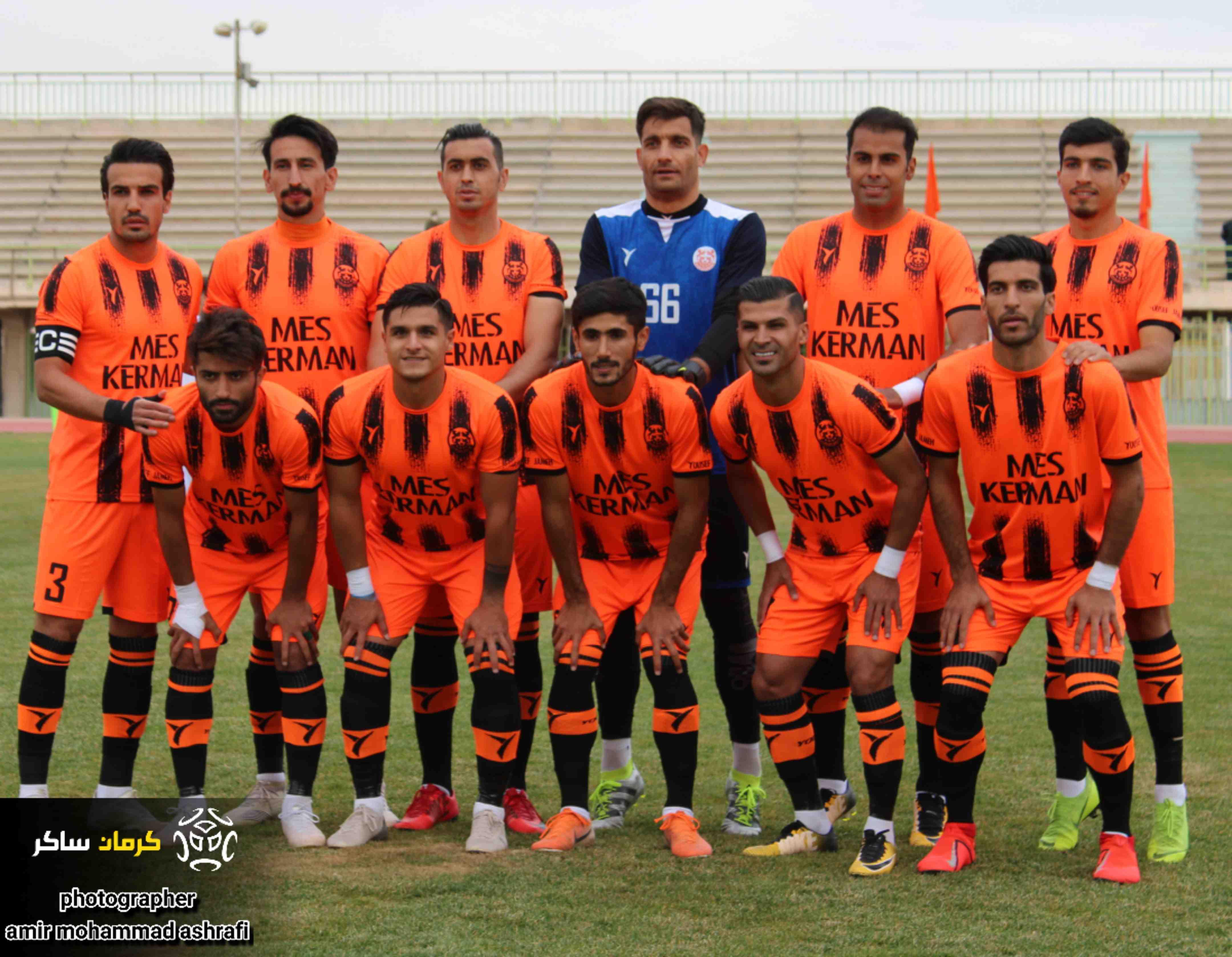 گزارش تصویری: هفته دوم لیگ دسته اول فوتبال کشور/مس کرمان - شاهین بوشهر از نگاه دوربین امیرمحمداشرفی