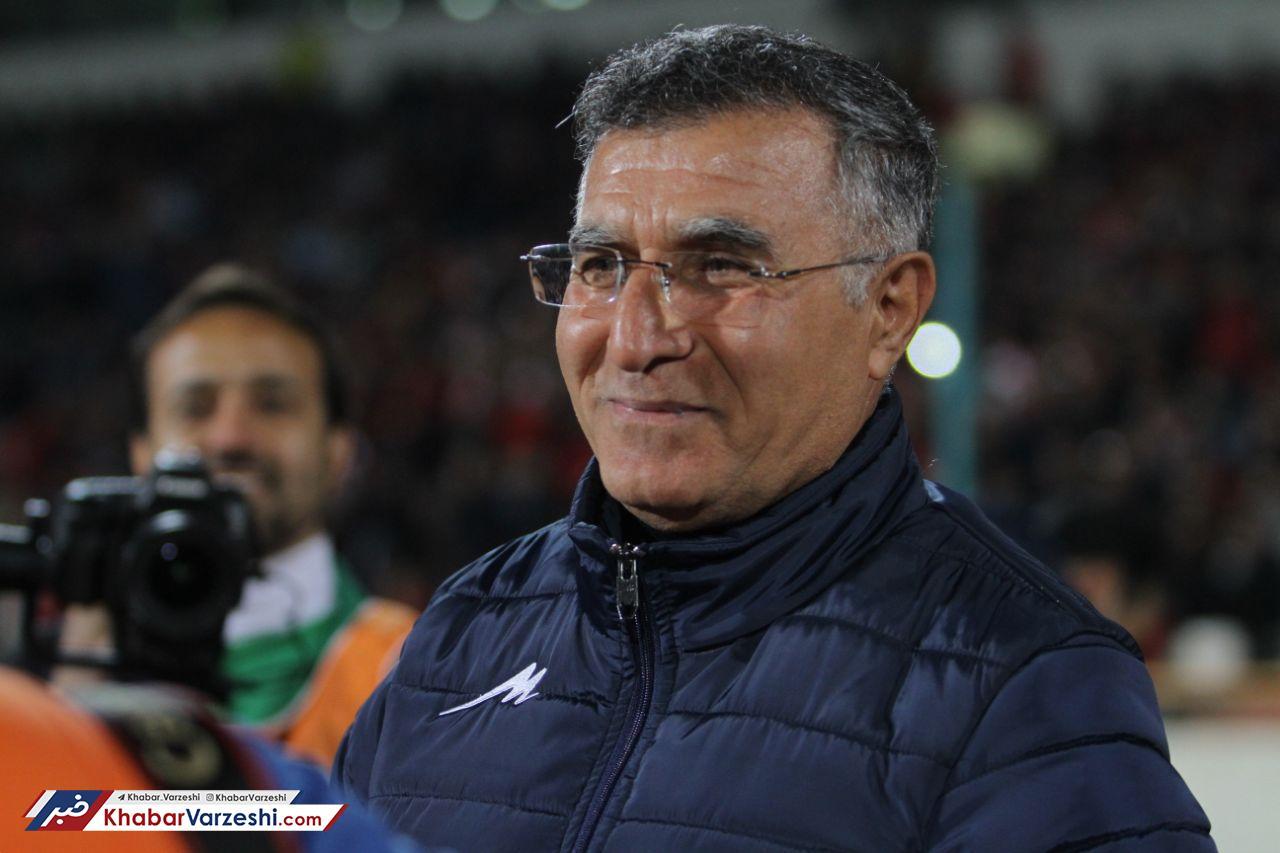 هفته پانزدهم لیگ برتر فوتبال کشور/ کنفرانس خبری مربیان بعد از بازی گل گهر - ذوب آهن