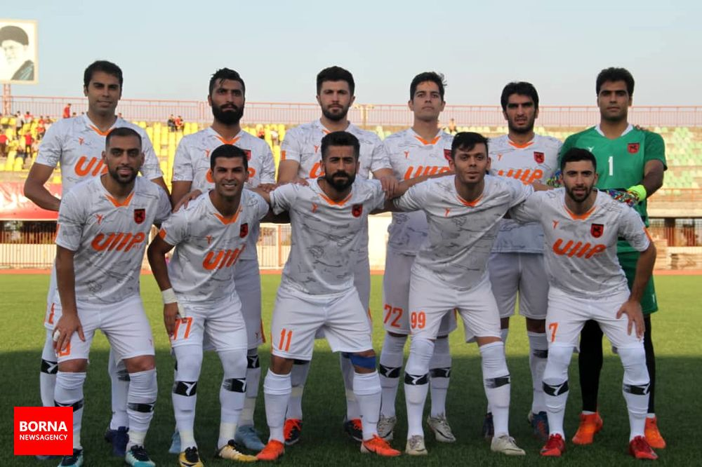 هفته پانزدهم لیگ دسته یک فوتبال کشور/ خلاصه بازی فجرسپاسی شیراز 2 - 1 مس رفسنجان