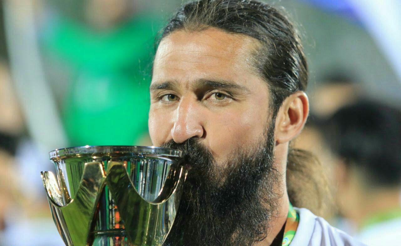 درباره فوتبالیستی که با جام خداحافظی کرد