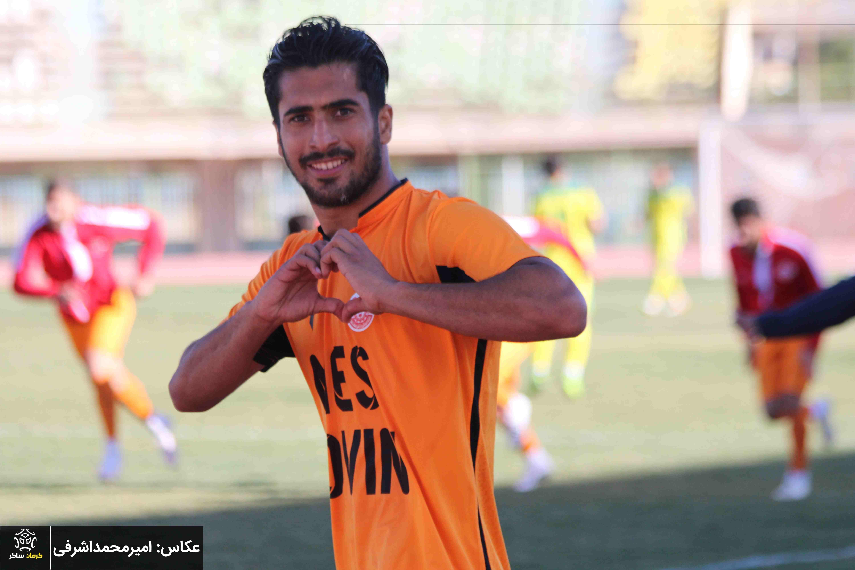 گزارش تصویری:هفته هشتم لیگ دسته دوم/مس نوین - نفت گاز گچساران از نگاه دوربین امیرمحمد اشرفی