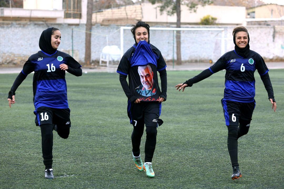 گزارش تصویری: هفته دوازدهم لیگ برتر فوتبال بانوان کشور/ شهرداری سیرجان - همیاری ارومیه