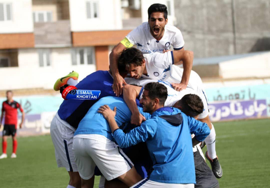 هفته سی و سوم لیگ دسته یک/ خلاصه بازی گل گهر سیرجان 1 - شهرداری ماهشهر 0