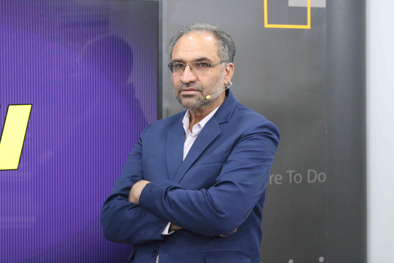 مجله تصویری رو در رو - گفتگو با علی غلامعلی کارشناس و عضو هیات علمی دانشگاه