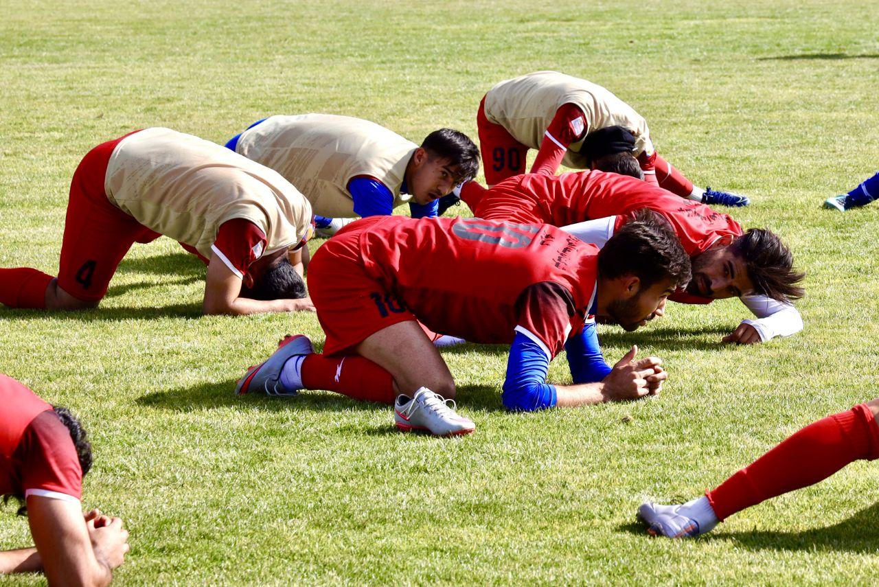 گزارش تصویری: تمرین امروز تیم فوتبال گلگهر سیرجان (13آذر ماه 1398)
