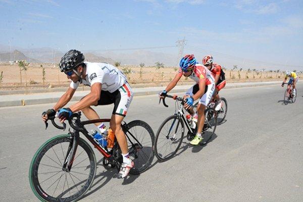 محورهای آذربایجان، میزبان رقابت رکابزنان مس