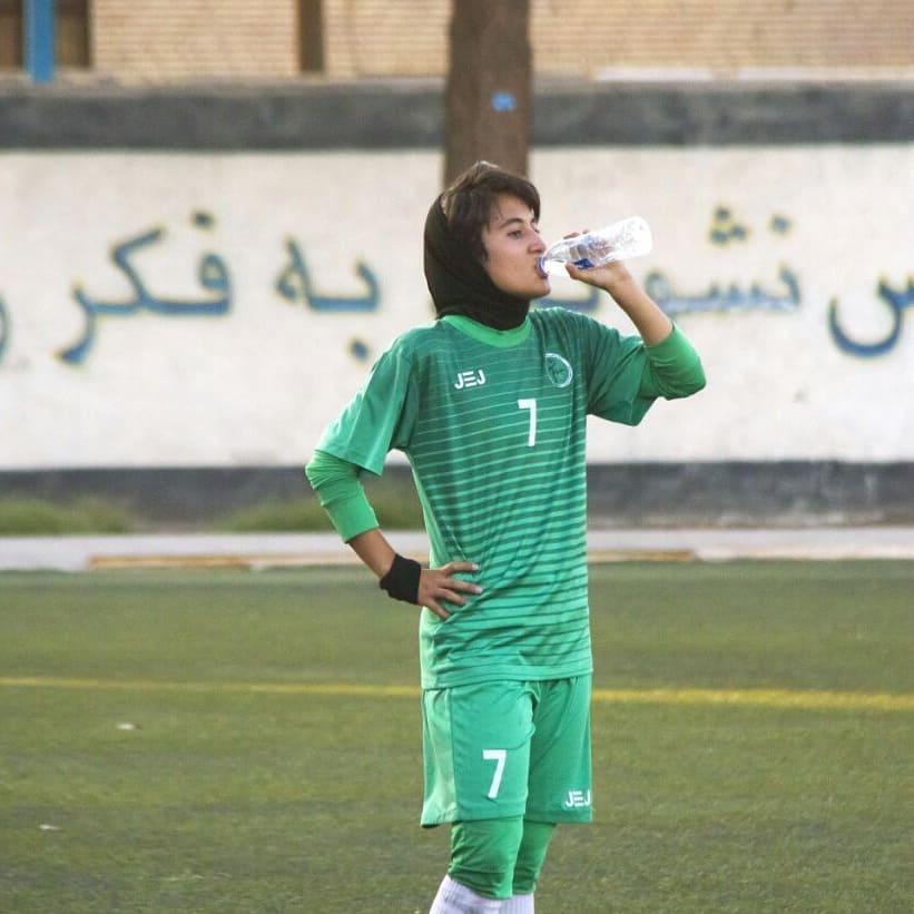 مصدومیت ستاره شهرداری سیرجان در تمرین تیم ملی (عکس)
