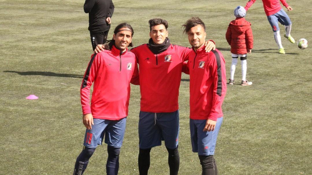 گزارش تصویری: تمرینات تیم فوتبال آرمانگهر سیرجان در ورزشگاه تختی (سهشنبه 22 بهمن ماه)