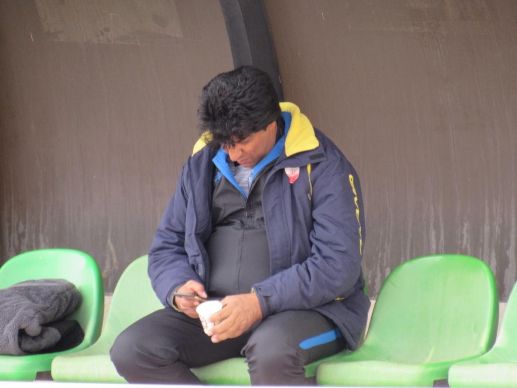 ترکزاده: به بازیکنان گفتیم اسیر هیجانات کاذب بازی نشوند