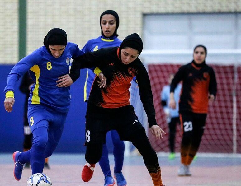 اعلام برنامه مرحله نیمه نهایی لیگ برتر فوتسال بانوان