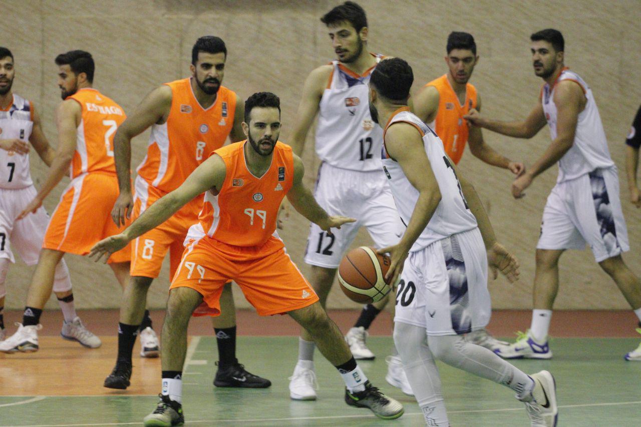 گزارش تصویری: هفته یازدهم لیگ برتر بسکتبال کشور/ مس کرمان - شهرداری بندرعباس