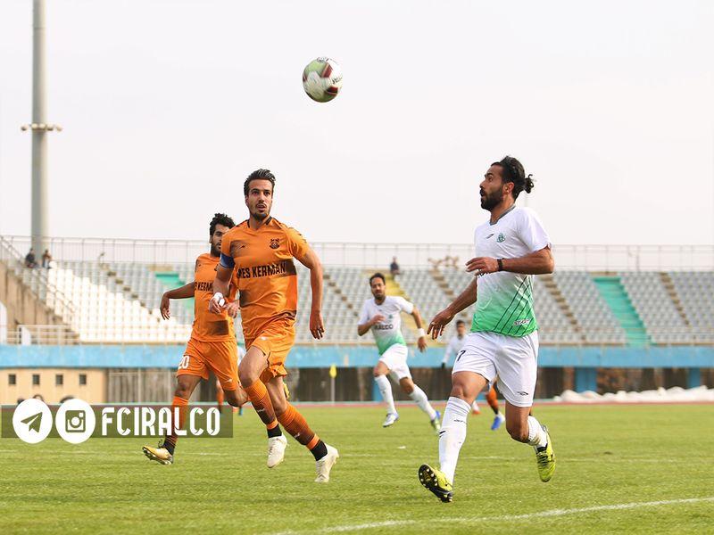 گزارش تصویری: هفته شانزدهم لیگ دسته یک فوتبال کشور/ آلومینیوم اراک - مس کرمان