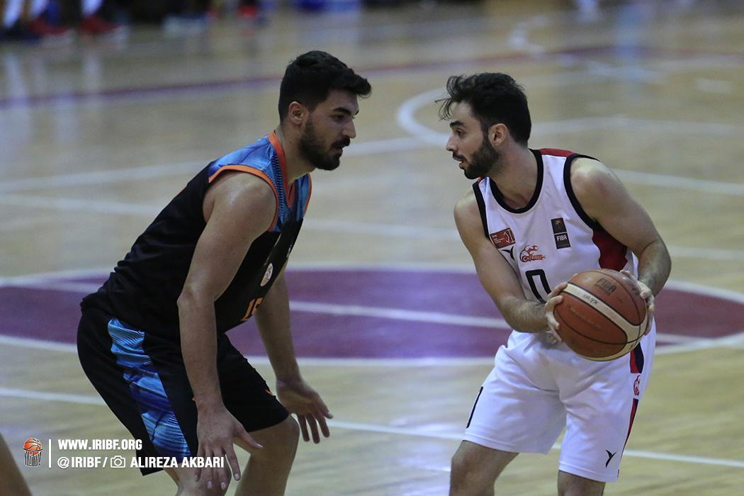 گزارش تصویری: هفته سوم لیگ برتر بسکتبال کشور/ شیمیدر قم - مس کرمان