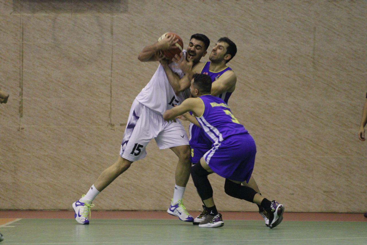 گزارش تصویری: هفته نهم لیگ برتر بسکتبال کشور/ مس کرمان - پتروشیمی بندرامام